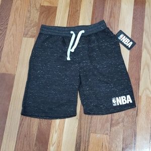 Boys NBA shorts size 10-12 new with tags